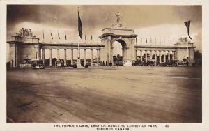 RP, The Prince's Gate, East Entrance To Exhibition Park, Toronto, Ontario, Ca...