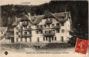 CPA LE LIORAN - Hotel de la Compagnie d'Orleans (480052)