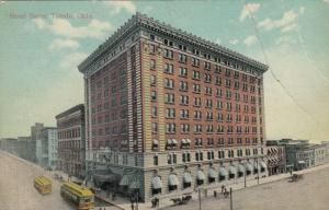 TOLEDO , Ohio , PU-1910 ;  Hotel Secor