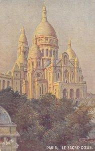 PARIS, France , 00-10s ; Le Sacre-Coeur ; TUCK 24