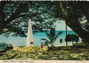 Guam Magellan Monument On Historic Umatac Bay
