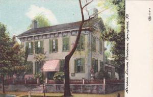 Illinois Springfield Abraham Lincoln Residence