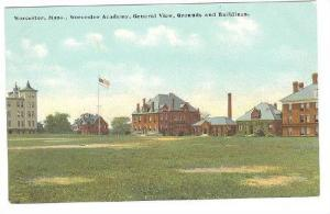 General View, Worcester Academy, Worcester,Massachusetts,00-10s