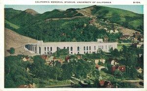 USA California Memorial Stadium University of California 06.76