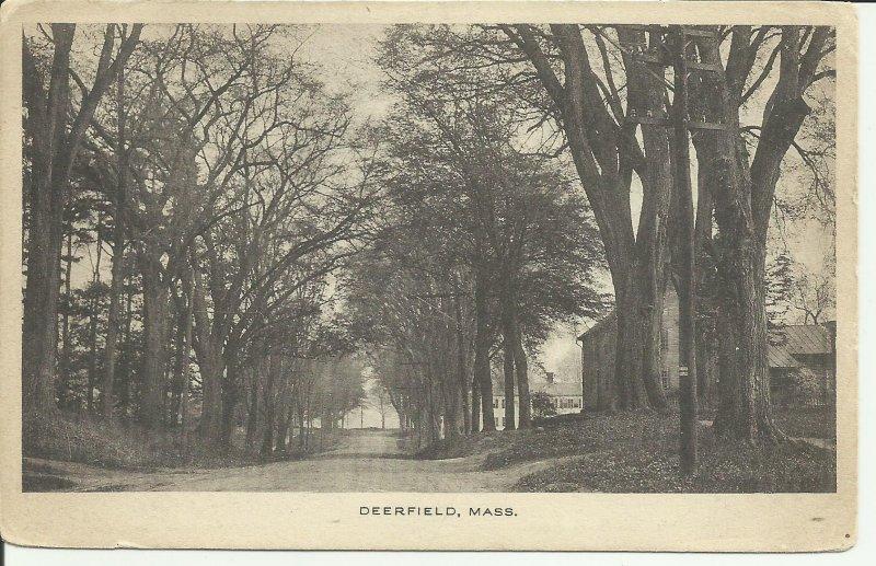 Deerfield. Mass.