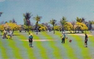 Florida Hollywood Golfers At The Hollywood Beach Hotel and Golf Club