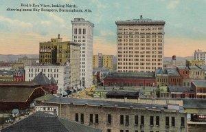 BIRMINGHAM , Alabama , 1900-10s ; Bird's Eye View