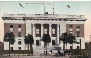 Florida Tampa Government Building