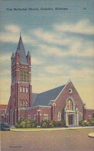 Alabama Gadsden First Methodist Church