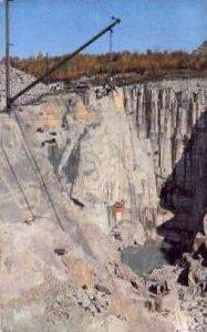 Rock of Ages Granite Quarry - Barre, Vermont