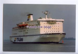 SIM0139 - TT Line Ferry - Nils Holgersson , built 1987 - postcard