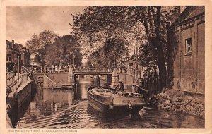 Loosduinshebrug Gravenhage Holland Unused