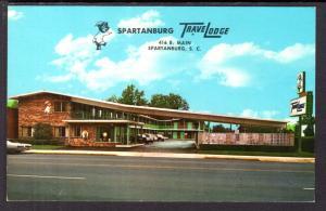 Spartanburg Travelodge Motel,Spartanburg,SC