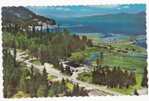Salmon River Hotel, SAYWARD, British Columbia, Canada, 40-60's