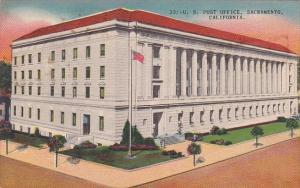 U S Post Offiice Sacramento California