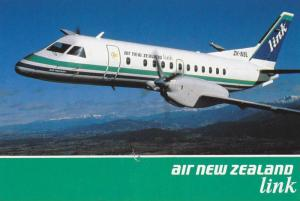 AIR NEW ZEALAND link Saab 340 Airplane ,   60-80s