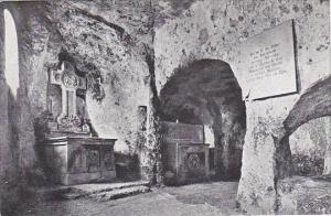 Austria Salzburg Katakomben Die Maximus Kapelle