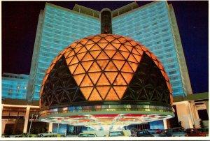 Nevada Las Vegas Caesar's Palace At Night