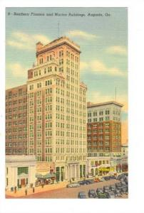Southern Finance & Marion Building, Augusta, Georgia, 1930-1940s