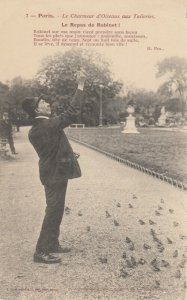 PARIS , France , 1900-1910´s ; Birdman #2
