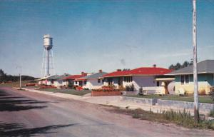 Residential Section in the city, WETASKIWIN, Alberta, Canada, 40-60´s