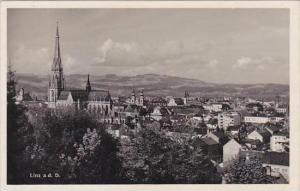Austria Linz an der Donau 1950 Real Photo