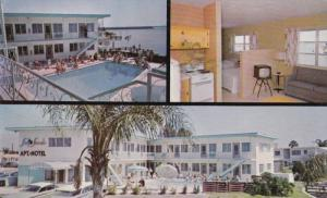 3 Views, Surf 'N Sand Apartment Motel & Swimming Pool, Clearwater Beach, Flor...