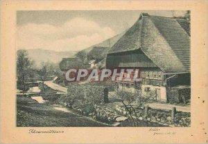 Postcard Modern Party aus dem Schapbachtal