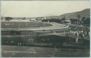 68824 -  EL SALVADOR -  VINTAGE POSTCARD:  FOOTBALL STADIUM  - San Salvador