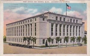 Post Office And Federal Building Jacksonville Florida 1989