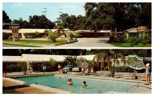 Florida  St.Augustine  San Marco Court Motel