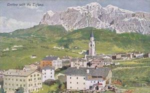 Cortina With The Tofana, Veneto, Italy, 1900-1910s