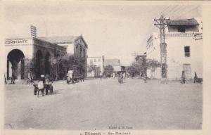 Djibouti , 00-10s ; Rue Marchard
