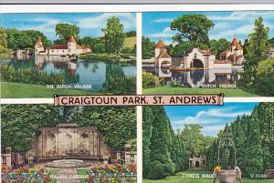 Scotland Craighton Park St Andrews Multi View