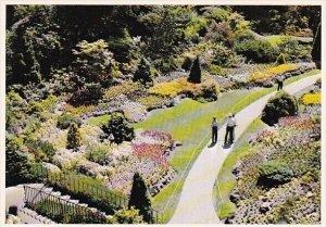Canada British Columbia Victoria Butchart Gardens