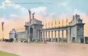 Princes' Gates at Canadian National Exhibition - Toronto, Ontario, Canada - WB