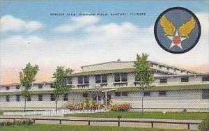 Illinois Chanute Field Rantoul Service Club