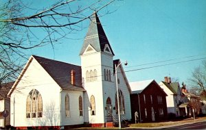 Maryland Pocomoke City First Baptist Church Market Street