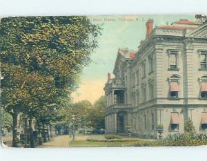 Divided-Back STATEHOUSE BUILDING Trenton New Jersey NJ G2361
