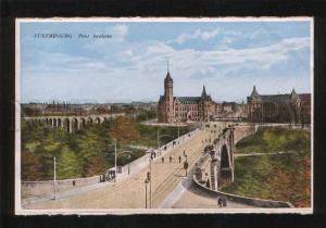 059564 Luxembourg Pont Adolphe Vintage PC