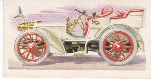 Trade Card Brooke Bond History of the Motor Car No 6