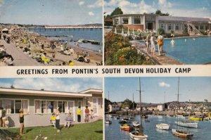 Pontin's South Devon Holiday Camp , 1963