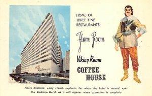 Radisson Hotel  Minneapolis,  MN