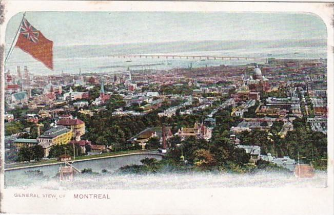 Canada Montreal General View