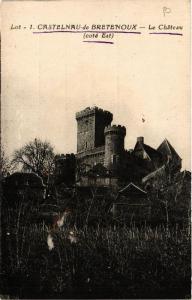 CPA Castelnau de Bretenoux Le Chateau (686353)