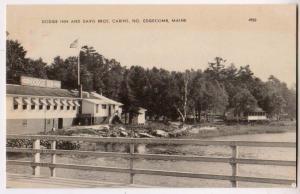 Dodge Inn & Davis Bros Cabins, N Edgecomb ME
