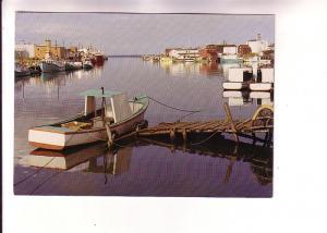 Glace Bay Harbour, Lobster Traps, Cape Breton, Nova Scotia, Photo Warren Gordon