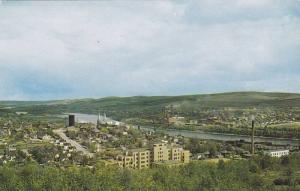 Scenic view, Edmundston, N.B.,  Canada, PU-1963