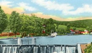 NY - Little York, Little York Dam & Swimming Pool