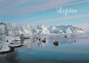 Austnesfjorden Lofoten, 1950-1960s